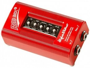 Hughes & Kettner Red Box MK 5