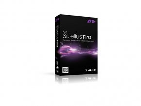 AVID Sibelius 7 First, Multi-language