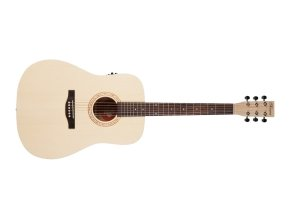 NORMAN Expedition Natural Solid Spruce SG Isys