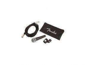 Fender P-52S Microphone Kit, Black