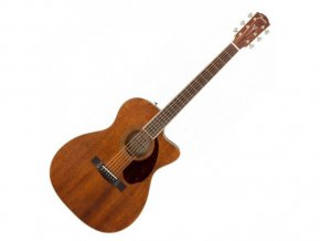Fender PM-3 Triple-0 All-Mahogany with Case, Natural