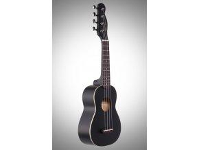 Fender Venice Soprano Uke, Black