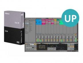 Ableton Live 10 Suite UPG z Intro (el. licence)