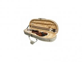 Petz Half-moon  shaped case for violin