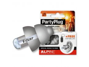 partyplug silver alpine hearing protection 600x600
