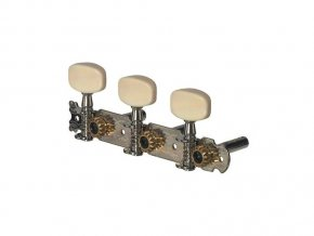 GEWA tuning heads, Travel guitar