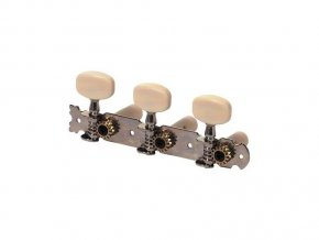 GEWA tuning heads, Classic Guitar 4/4, Set