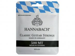 Hannabach struny - nylon 500MT