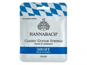 Hannabach struny - nylon 500HT