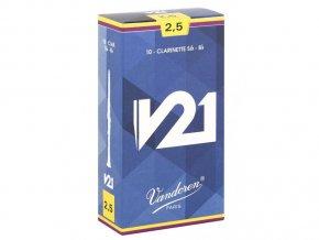 Vandoren V21 Bb Clarinet 2,5