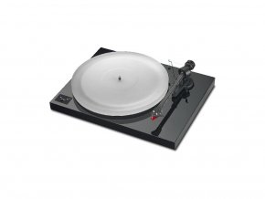Pro-Ject Debut Carbon Esprit SB DC piano black +2M-RED