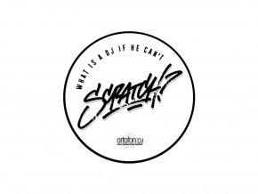 ORTOFON DJ Slipmat, Scratch