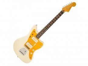 Squier J Mascis Jazzmaster, Vintage White