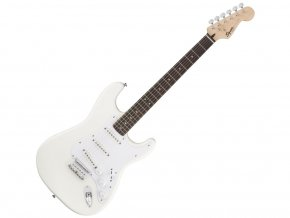Squier Bullet Stratocaster Hard Tail, Arctic White