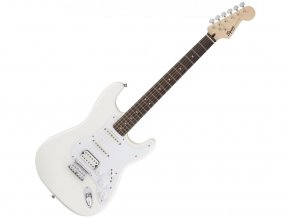 Squier Bullet Stratocaster HSS Hard Tail, Arctic White