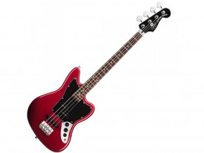Squier Vintage Modified Jaguar Bass Special SS, Candy Apple Red