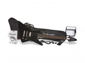 Epiphone Pro-1 Explorer Pack Black