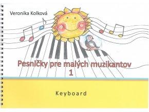 Veronika Kolková - Pesničky pre malých muzikantov 1