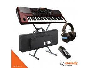 Korg PA1000 Luxury Set 2099eur