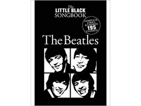 MS The Little Black Songbook The Beatles