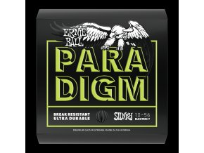 Ernie Ball Regular Slinky Paradigm 7 - String Electric Guitar Strings 10/56