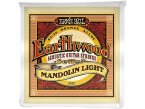 Ernie Ball Earthwood Mandolin Light Loop End 80/20 Bronze Acoustic Guitar Strings