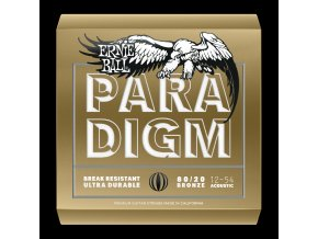Ernie Ball Paradigm Medium Light 80/20 Bronze Acoustic Guitar Strings