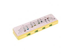 HOHNER Speedy yellow green