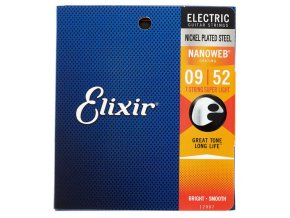 Elixir 7-String Super Light Nanoweb