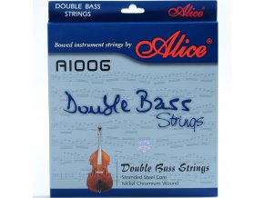 Alice A1006(4)-3 Double Bass String-A