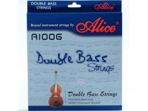 Alice A1006(4)-4 Double Bass String-E