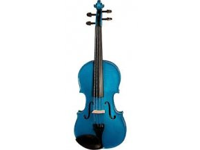 STENTOR Violin 4/4, Harlequin, Set, lightblue