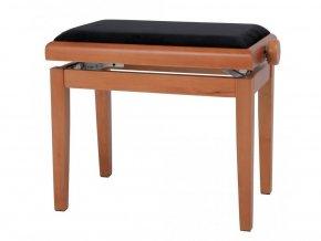 GEWA Piano bench Deluxe maple matt