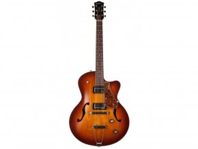 GODIN 5th Avenue HB Kingpin II Cognac Burst