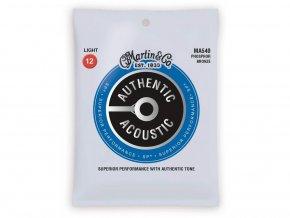 MARTIN Authentic SP 92/8 Phosphor Bronze Light 12