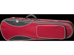 STENTOR Violin 4/4 case / Red