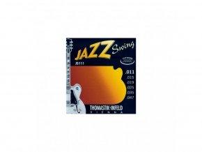 Thomastik JS111 Flat wound Jazz 011