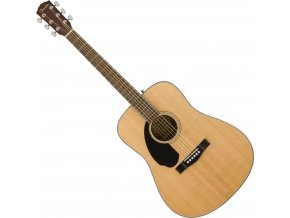 Fender CD-60S Dreadnought Left Handed