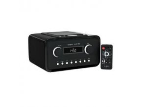 small radio tangent alio fm dock black hg 2106