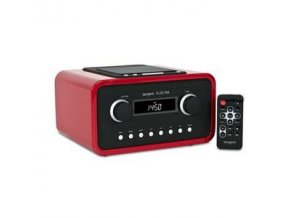 small radio tangent alio fm dock red hg 21062