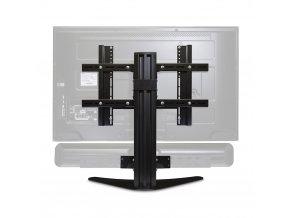 TS100 with TV and SOUNDBAR 1