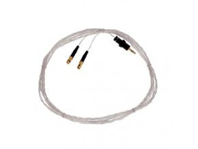 hifiman silver coated copper cable 3 m stereo jack 3 5 mm i13481