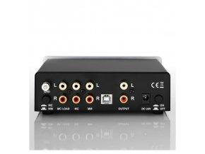 Thorens MM 008 ADC (MM MC, A D+USB) Strieborná 1