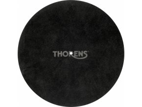 Thorens Leather Mat Čierna koža 1