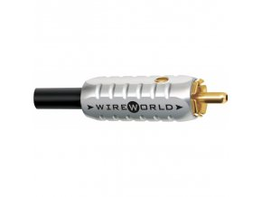 wireworld konektor rca gold tube 65mm