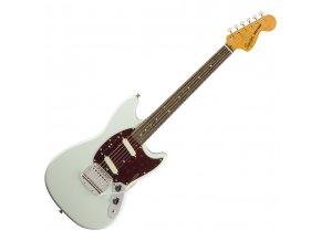 Squier Classic Vibe '60s Mustang, Laurel Fingerboard, Sonic Blue 00
