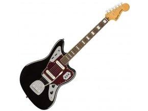 Squier Classic Vibe '70s Jaguar, Laurel Fingerboard, Black 5