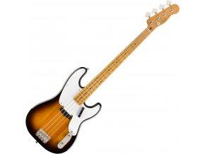 Squier Classic Vibe '50s Precision Bass, Maple Fingerboard, 2 Color Sunburst 0