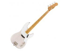 Squier Classic Vibe '50s Precision Bass, Maple Fingerboard, White Blonde 0