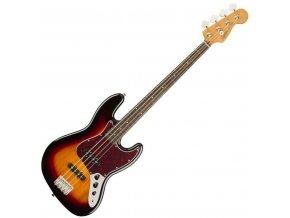 Squier Classic Vibe '60s Jazz Bass, Laurel Fingerboard, 3 Color Sunburst 0